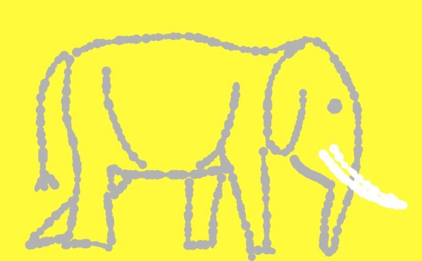 Het verhaal van de blinde mannen en de olifant