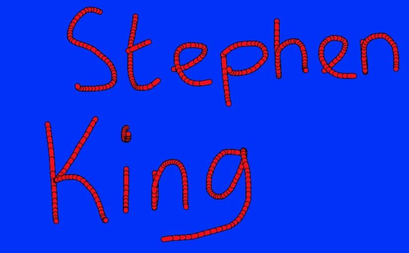 """Boekreview """"Over leven en schrijven"""" van Stephen King"""